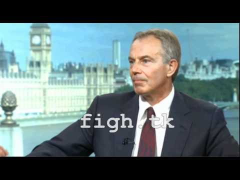 Tony Blair's moral clarity: West should have the confidence to fight evil killers.