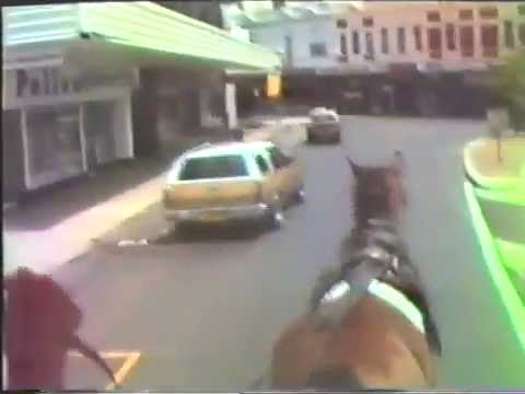 Fremantle Western Australia in 1982