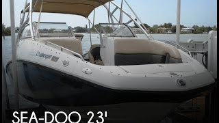 Used 2007 Sea-doo 230 Challenger Se For Sale In Sarasota, Florida