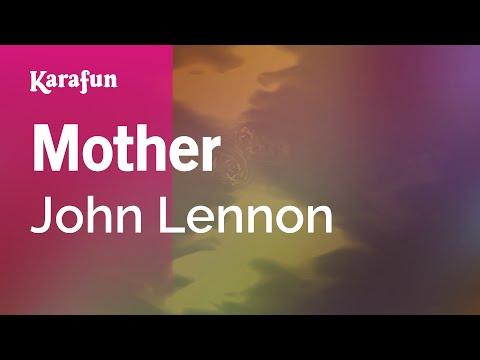 Karaoke Mother - John Lennon *