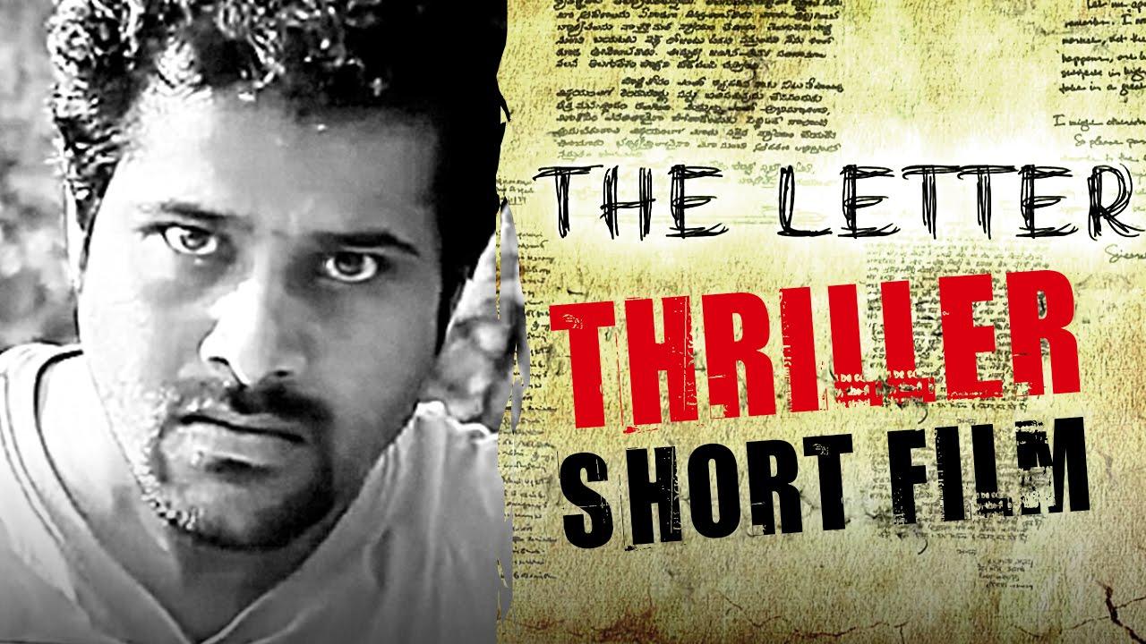 The Letter Suspense Thriller Telugu Short