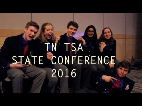 Tennessee Technology Student Association State Conference 2016