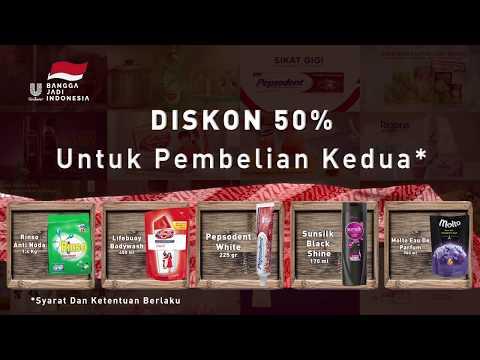 Unilever Indonesia - Bangga Jadi Indonesia 2