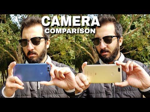 Honor 7X vs Mi A1 Camera Comparison | Honor 7X Camera Review | Xiaomi Mi A1 Camera Review