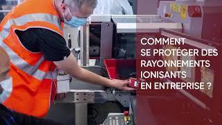 [Teaser] Les Rendez-vous de Travail & Sécurité - Rayonnements ionisants : un risque invisible.