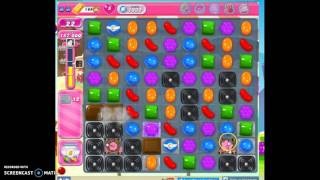 Candy Crush Level 1332 help w/audio tips, hints, tricks