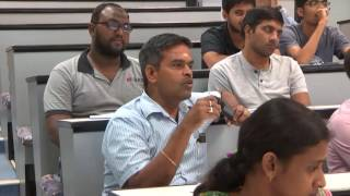 NPTEL Faculty Workshop - IIT Madras - 21 Dec, 2016 thumbnail