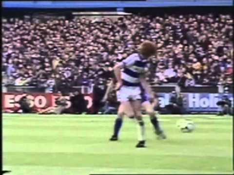 QPR 1 Crystal Palace 0 - F.A Cup 6th Round 1981-82