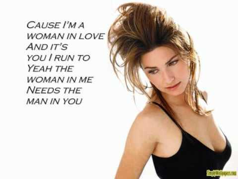 Don shania lyrics