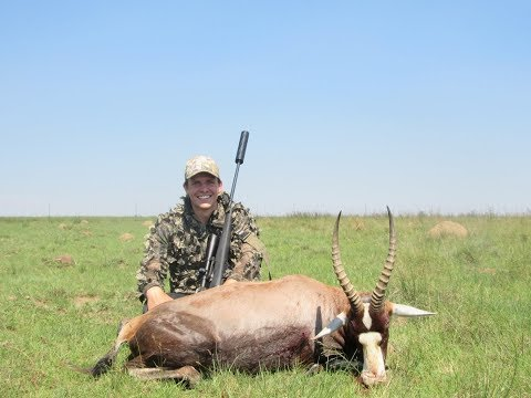 Hunting Blesbuck And Eland