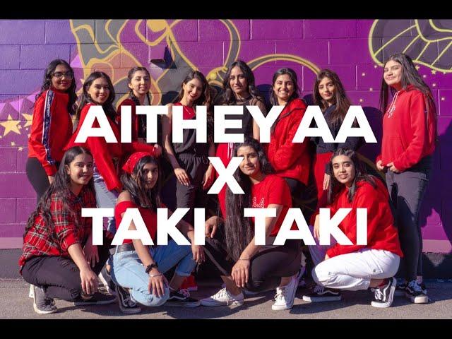Aithey Aa x Taki Taki | Salman Khan, Katrina Kaif | Dance With Filme Academy