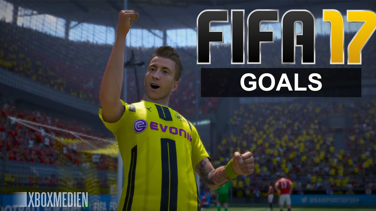 fifa 17 first goal compilation xbox one ps4 pc youtube. Black Bedroom Furniture Sets. Home Design Ideas