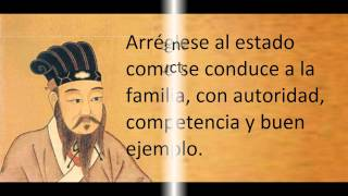 Confucio. Sus frases célebres, famosas, conocidas, motivadoras, esperanzadoras.