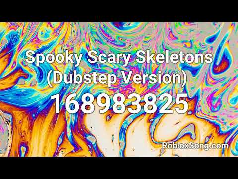Robloxspooky Scary Skeleton Id Skachat S 3gp Mp4 Mp3 Flv