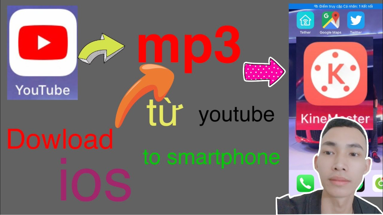 Cách tải nhạc mp3 từ youtube  | How to download mp3 songs from youtube