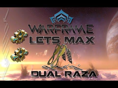 Warframe Dual Raza Doovi