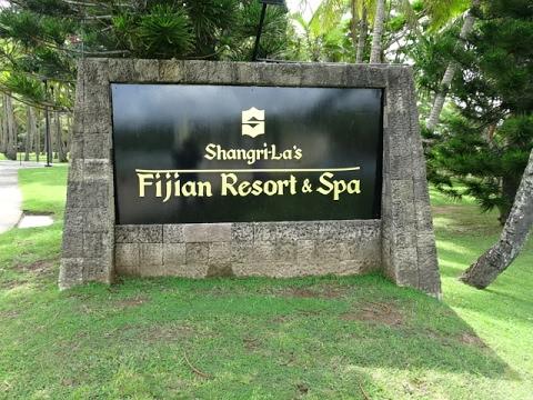 Shangri La's Fijian Resort & Spa, Coral Coast, Fiji