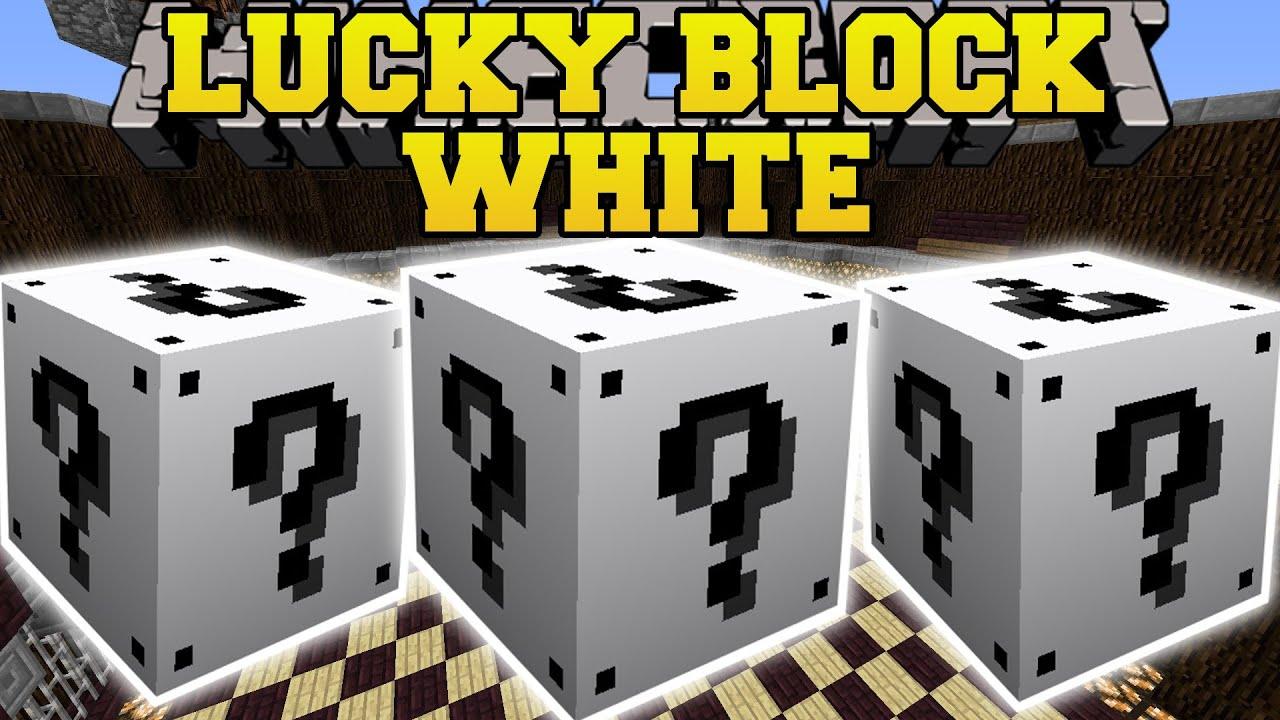 лаки блоки для майнкрафт 1.7.10 #7