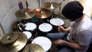 Pete Wheeler   Dont Stop Till You Get Enough Drum Cover