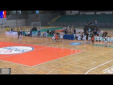 Gols Blumenau 1 x 1 Foz Cataratas - 1ª Semana Liga Nacional de Futsal 2018 16032018