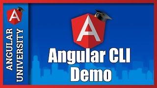 angular 4 cli demo