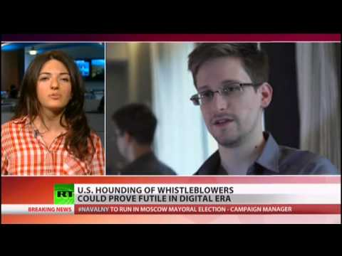 Manning,Snowden- Heroes or Traitors