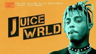 Juice Wrld的單曲Lucid Dreams讓他損失了數百萬元⋯|Juice Wrld