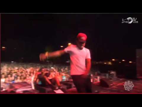 Chance The Rapper - Chain Smoker (Live at Lollapalooza 2014)