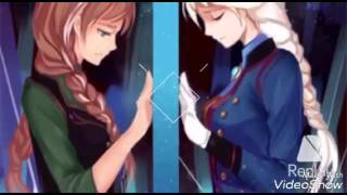 Maid Of Evil [ Anna and Elsa ]