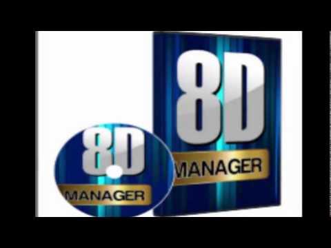 8D Manager V4 Overview