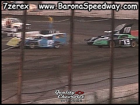 Unlimited Figure 8 Heat 1 Barona Speedway 4-22-2017