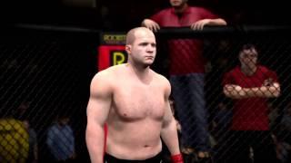 Fedor VS Brock - EA MMA