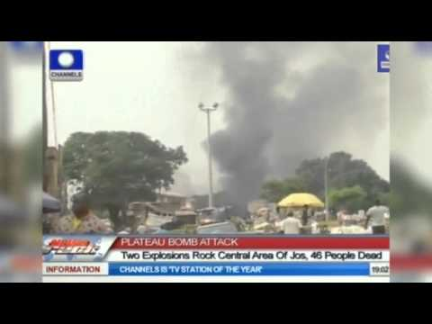 Raw: Car Bombs Kills at Least 118 in Nigeria