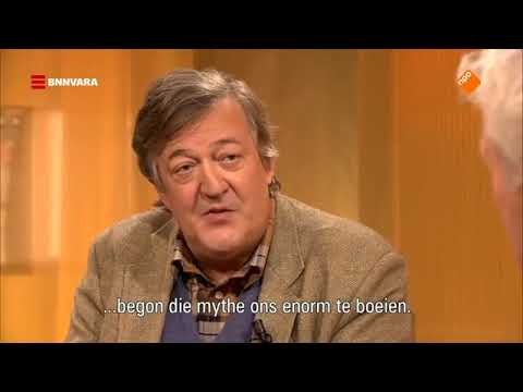 Stephen Fry describing our future with artificial intelligence and robots