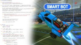 How To Play Against The Smartest Bot On Rocket League (RLBot)