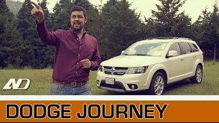 Dodge Journey - Por algo es la favorita...