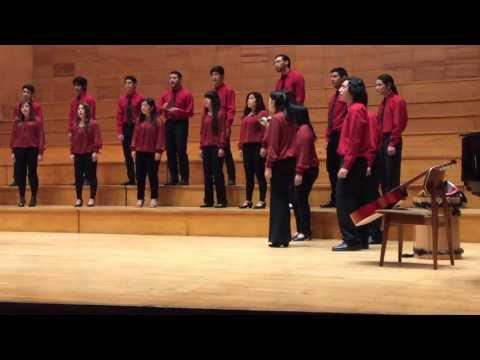 05 Chan chan - Coro Liceo Eduardo de la Barra