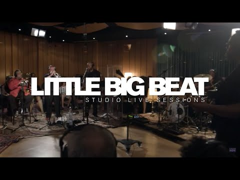 FRED WESLEY - HOUSE PARTY - STUDIO LIVE SESSION - LITTLE BIG BEAT STUDIOS