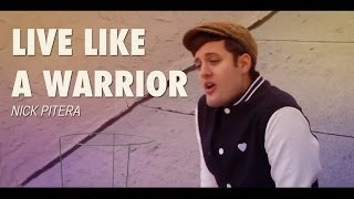 Matisyahu - Live Like A Warrior - Nick Pitera (Cover)