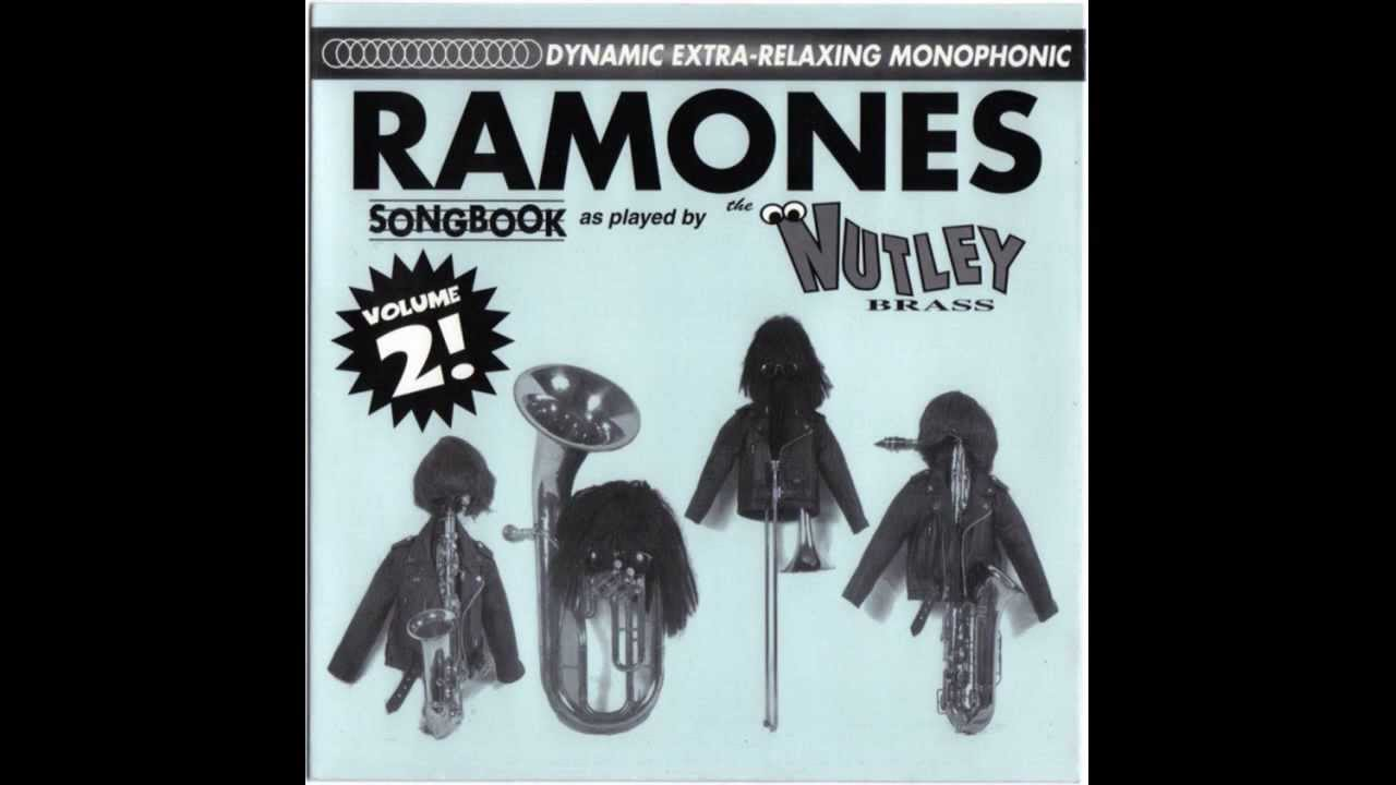 Ramones songbook as played by the Nutley Brass