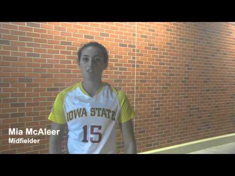 Iowa State V Kansas Women's Soccer
