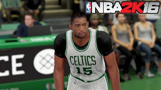 NBA 2K16 | What If Al Horford Was Traded To The Boston Celtics?