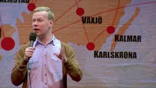 "Johan Glans ""World Tour of Scandinavia"" - Barn"