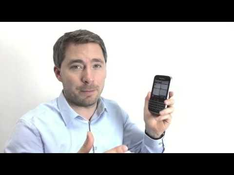 BlackBerry Classic (recenzia)