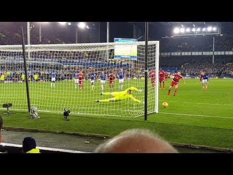 5th November 2017 Everton vs Watford (3-2)