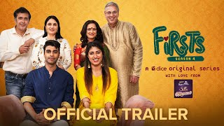 Dice Media | Firsts Season 4 | Web Series | Official Trailer | Ft. Shreya Mehta & Rohan Khurana