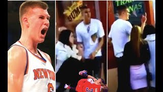 Kristaps Porzingis  ATTACKED & BEATEN Badly By Russian Fans! + Man Serenades Trey Songz With Sweet S