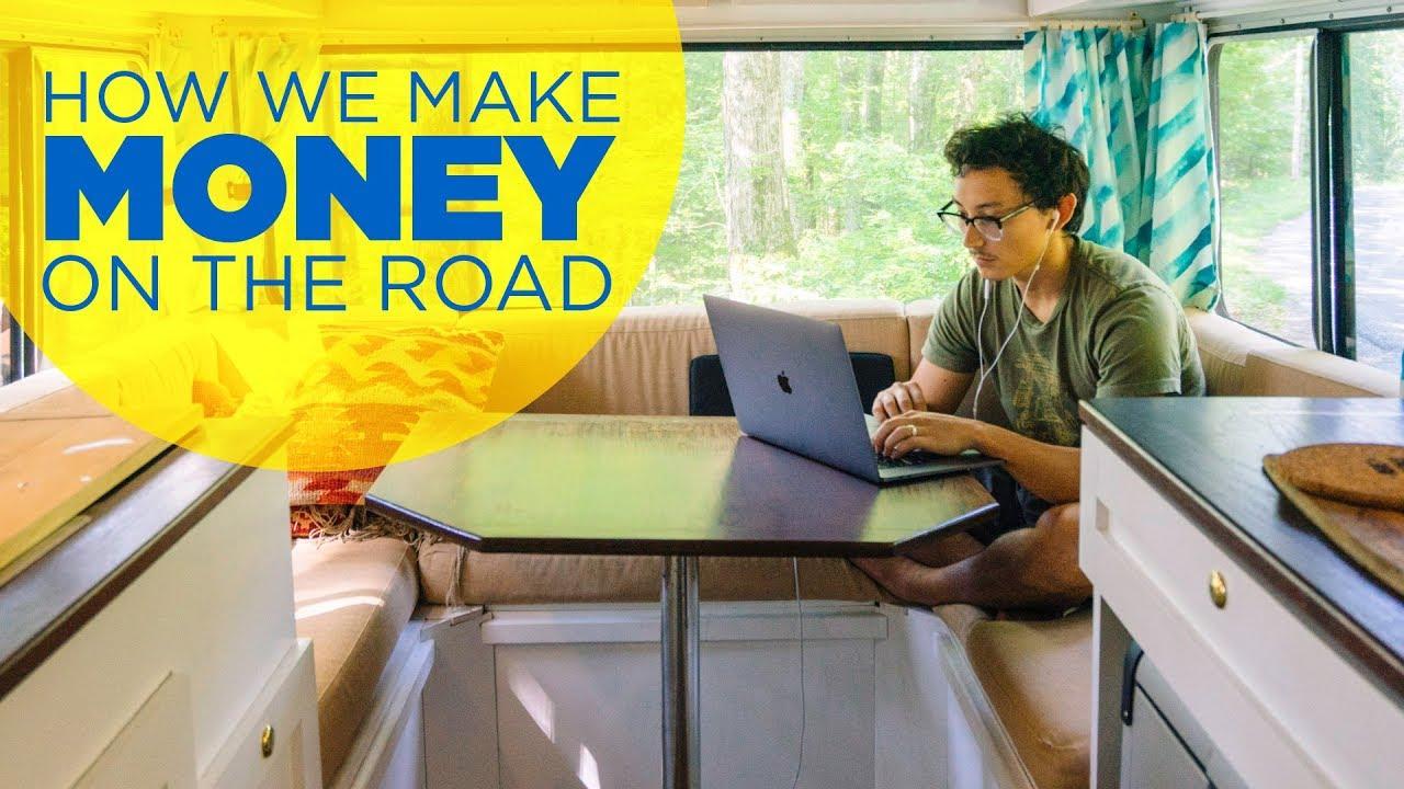 How We Make Money for Full Time Travel
