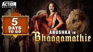 BHAAGAMATHIE - Full Movie Releasing In 5 Days | Anushka Shetty | New Hindi Dubbed Movie