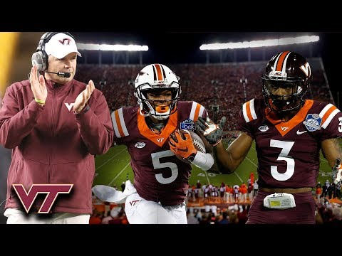Virginia Tech Football: It's Time | 2017 Hype Video